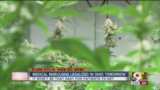 Questions remain as OH medical marijuana law takes effect
