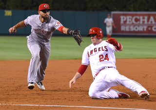 Fay: Peraza in the minors would be waste of time