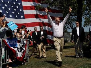 VP nominee Tim Kaine visiting Dayton Monday