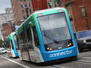 Council sets price for monthly streetcar pass