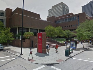 Why so many police calls to Downtown library?