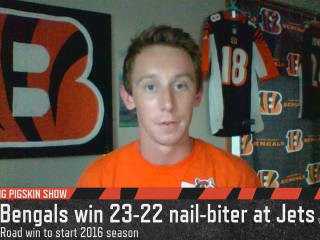 Can Cincinnati Bengals rookie WR Tyler Boyd help AJ Green get open? -…