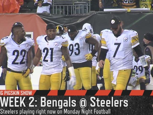 Cincinnati Bengals should beware of demons against the Steelers in week…