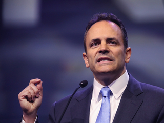 Bevin: Clinton presidency may lead to bloodshed
