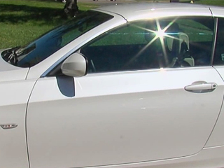 Woman locked in her BMW: 'Am I going to die?'