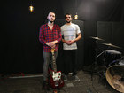 New York rock duo kicks off WCPO music podcast