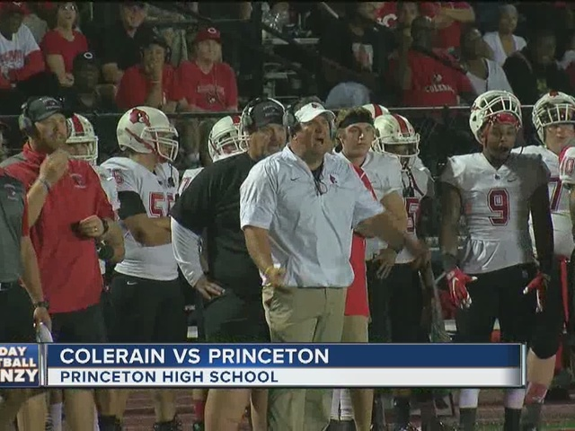 Colerain Gives Tom Bolden His 100th Coaching Victory 38 7