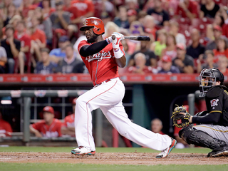 Pirates pull ahead of Reds for 9-7 win