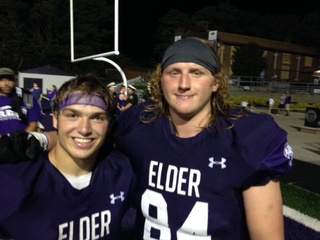 Unranked Elder upsets Ohio's No. 1 at The Pit