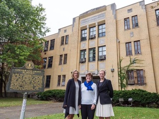 Historic school could break cycle of poverty