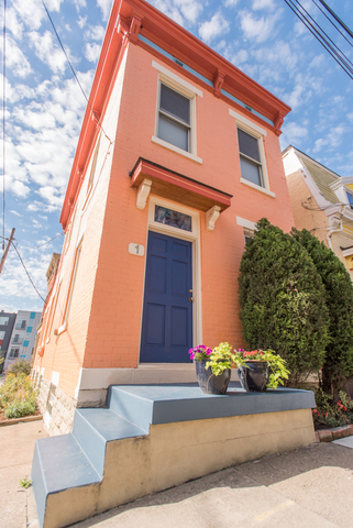 Home Tour These 6 Little Northside Row Houses Epitomize
