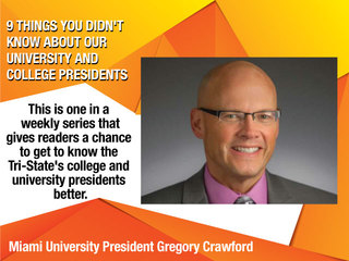 What's to know about Miami President Crawford?