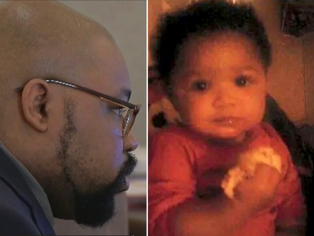 Dad convicted in toddler torture murder trial