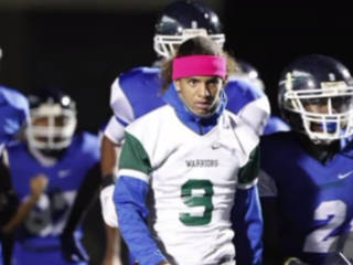 Football player barred from playing after injury