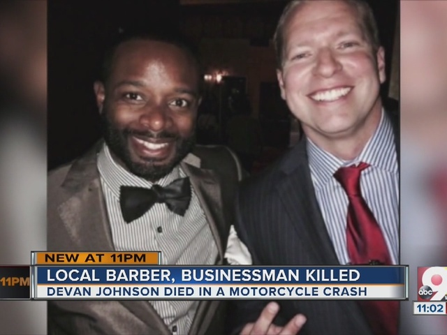 Local barber, businessman killed