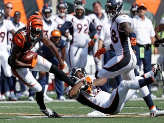 Fay: This is why the Broncos beat the Bengals