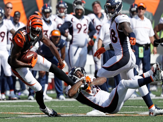 Fay: Top 9 takeaways from the Bengals game