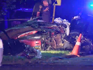 Fatal crash in stolen car blocks Wooster Pike