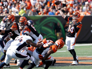Flying Pigskin: Bengals' woes start with O-line