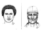 Sketches show men sought in Westwood homicide