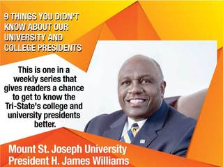 Get to know Mount St. Joseph's president