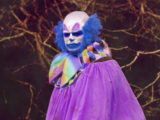 Is this what's behind the creepy clown threats?