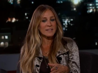 Sarah Jessica Parker mocks, then praises Cincy
