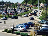 Caught in Newport traffic? Be happy for the city