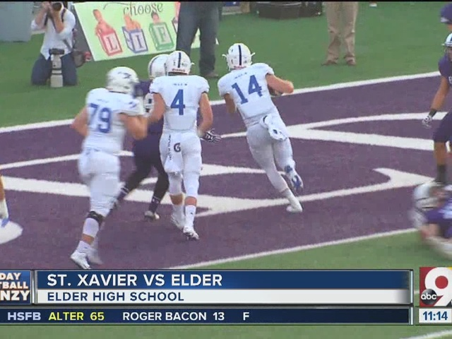 St. Xavier 31, Elder 7