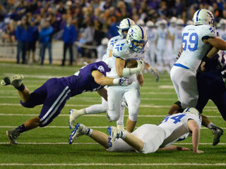 St. Xavier dominates Elder with stellar defense