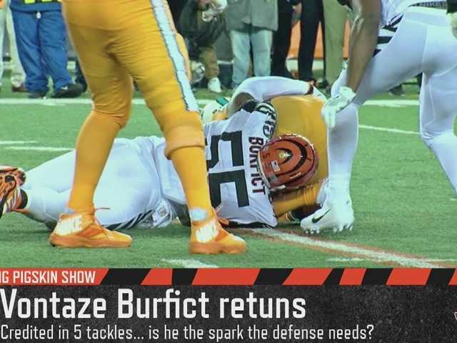 How Vontaze Burfict's return effects the Cincinnati Bengals defense -…