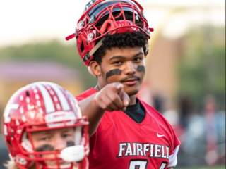 Fairfield football star narrowing colleges