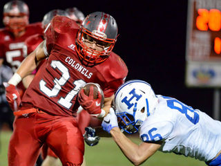 Dixie Heights 40, Highlands 20