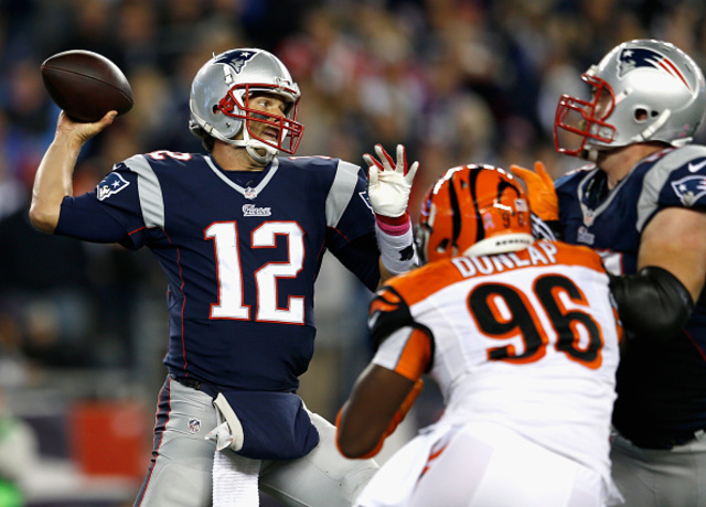 Bengals' LaFell draws on lessons learned with Patriots