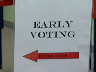 Here's how many people have early voted