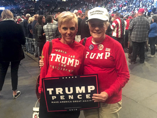 WATCH: Trump supporters say he's got their vote