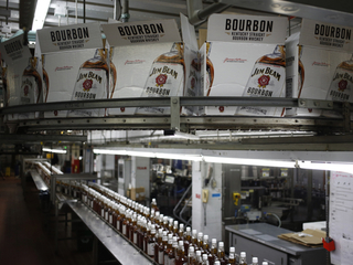 Jim Beam workers in Kentucky reject new offer