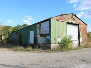Brownfields in the heart of downtown Covington?