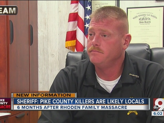 Sheriff: Killers in Pike County massacre are likely locals