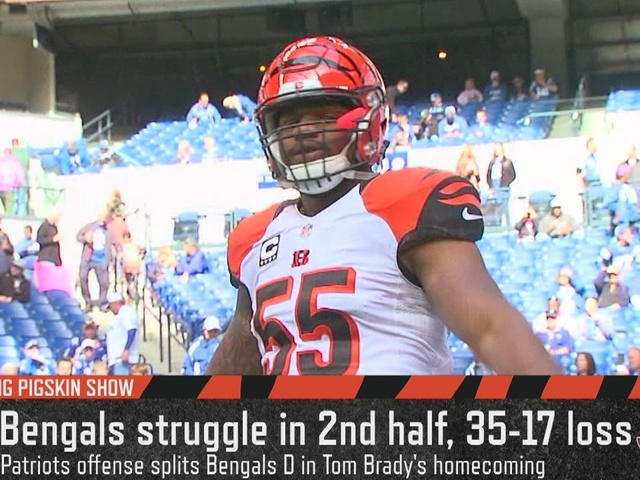 Does Burfict's hit on Bennett warrant punishement? - Flying Pigskin (10/17/16)