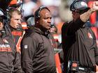 Browns' injuries make Hue Jackson's job harder