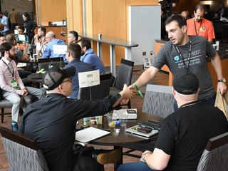 Techstars event sets networking record in OTR