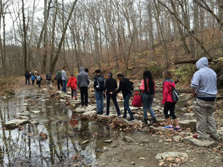 City students discover whole new world outdoors