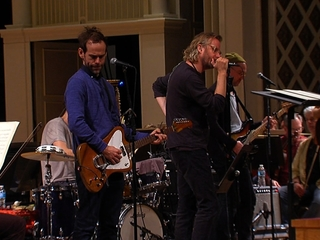 The National to play in Cincy, stump for Clinton