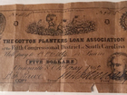 Confederate money found in home. But is it real?