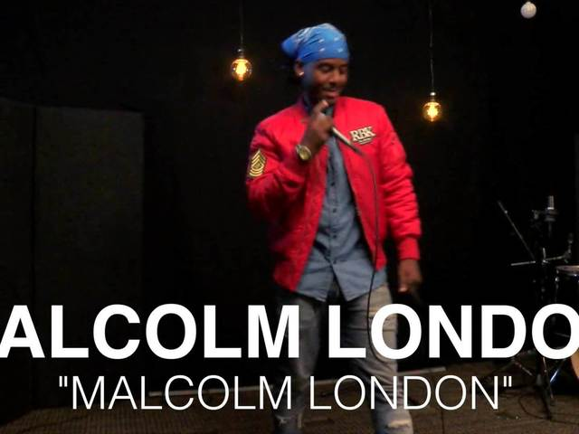 Malcolm London -