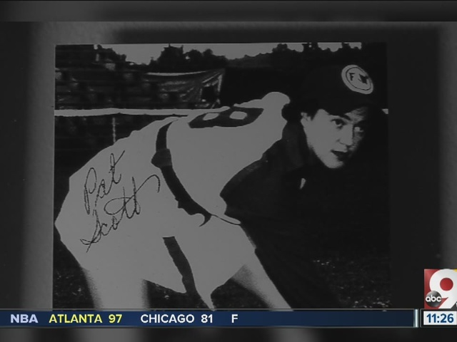 Pat Scott, pitcher in women's professional baseball league, dies at 88