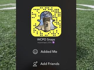 Follow Mason vs. Princeton tonight on Snapchat