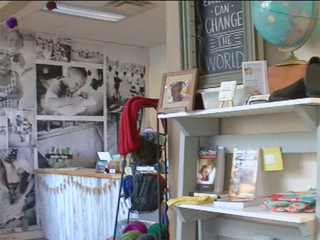 Hamilton shop sends Haitian children to school