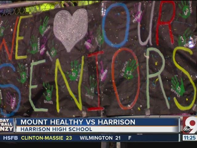 Harrison 49, Mount Healthy 48
